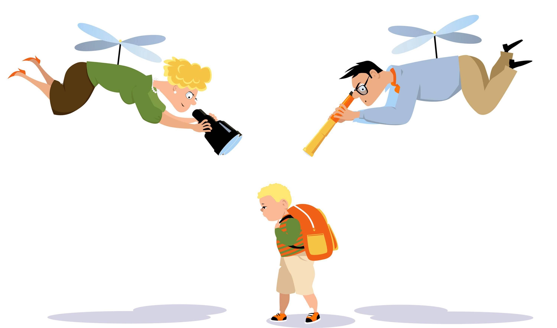 Убойный стиль воспитания детей: гиперопека и гипоопека