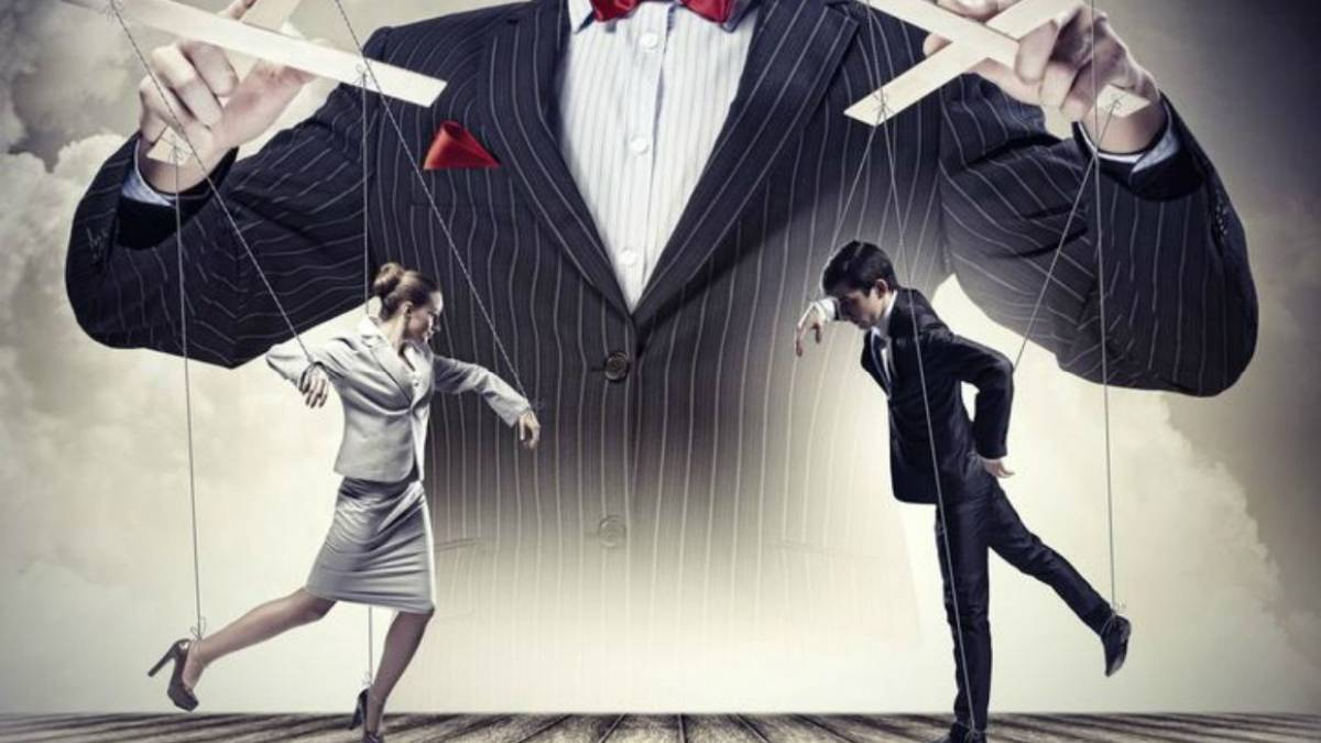 Психологическая манипуляция - psychological manipulation