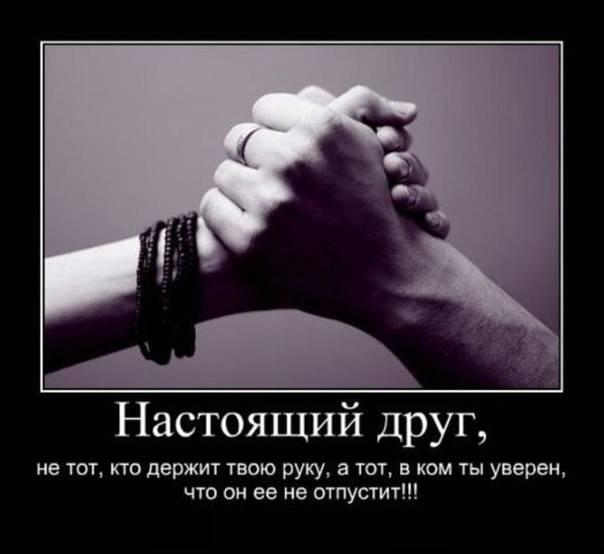 Кто такой настоящий друг