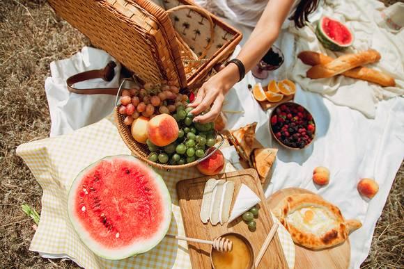 На пикник с детьми: что взять с собой?