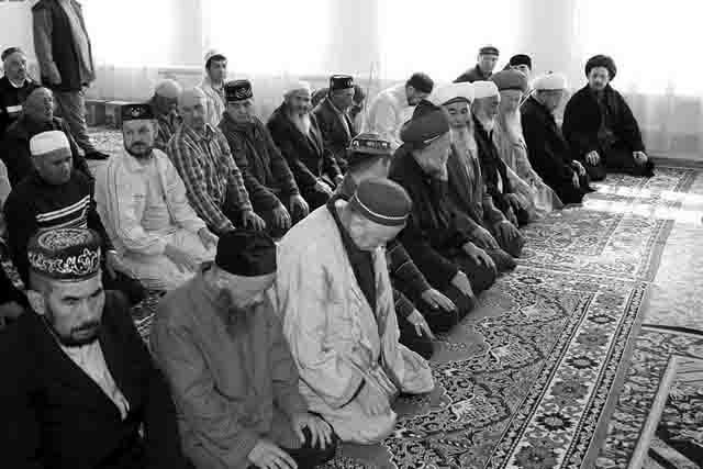 Исламская психология за рубежом: состояние и перспективы развития
