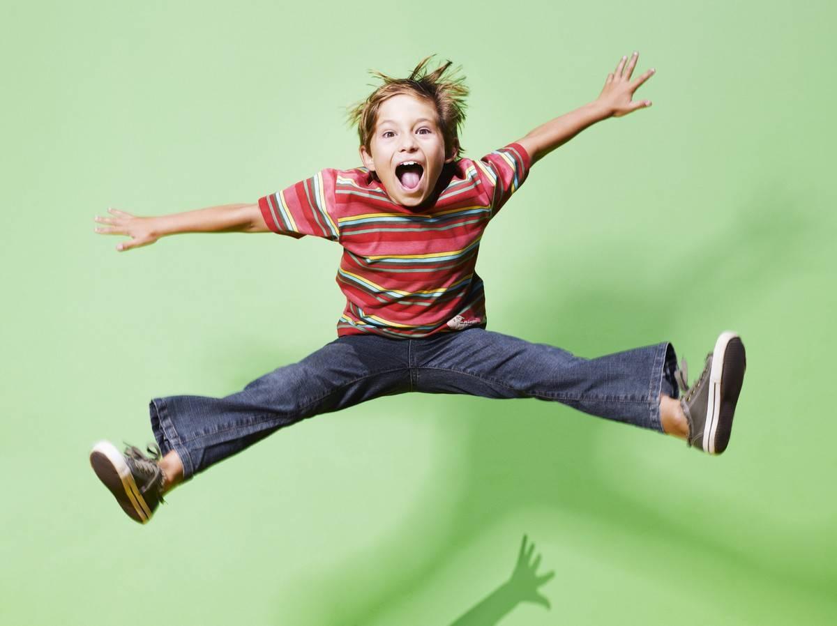 Детская гиперактивность - ее виды, симптомы и методы лечения