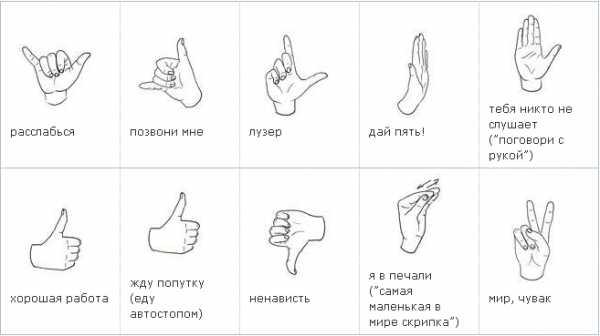 Язык тела: психология человека по поведению и жестам