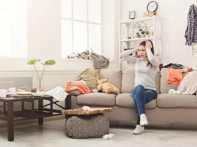 Какие неприятности привлекает беспорядок в доме, и как их избежать