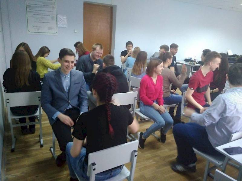 Психологический тренинг как одно из средств формирования личности и творческого развития подростков