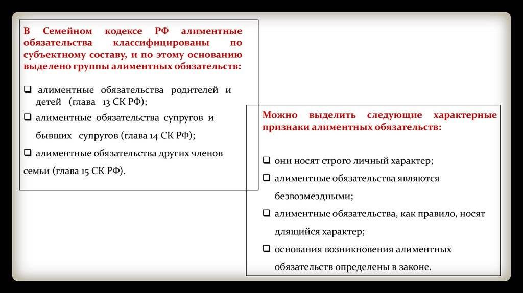 Ст. 63 ск рф с комментарием 2019: последние изменения и поправки, судебная практика