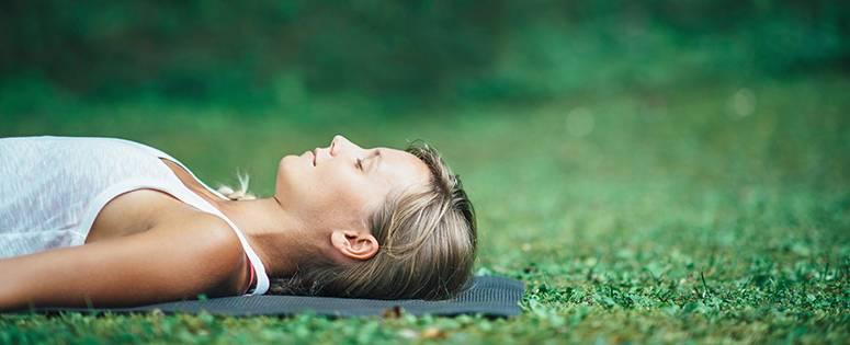 Психология: расслабление - бесплатные статьи по психологии в доме солнца