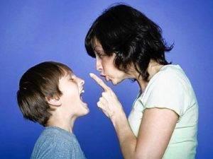 Ребенок грубит: все о психологии детей