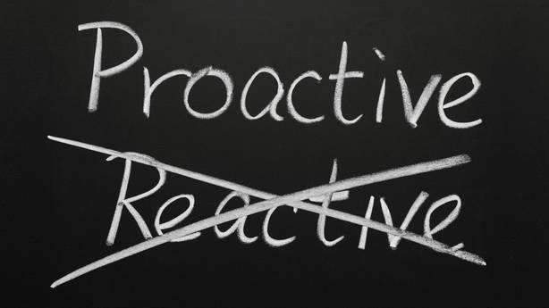 От реактивности к проактивности – все в ваших руках