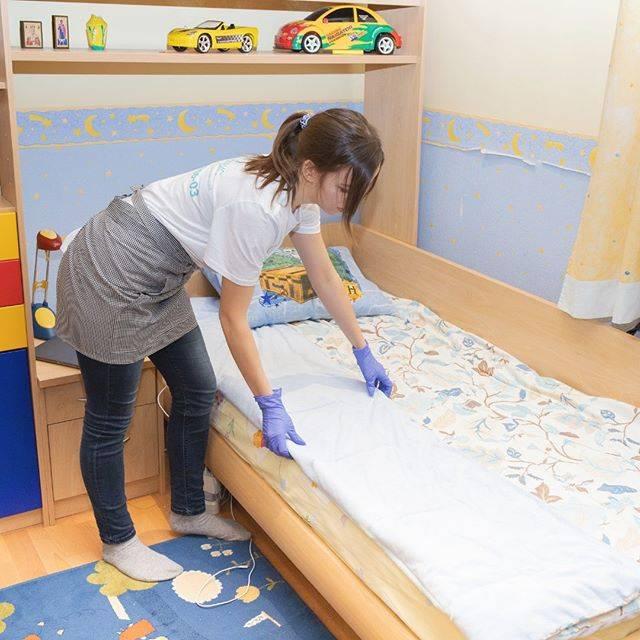 Генеральная уборка в доме, голове и жизни