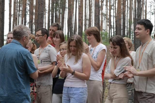 Отзывы о летнем базовом семинаре 2003 год