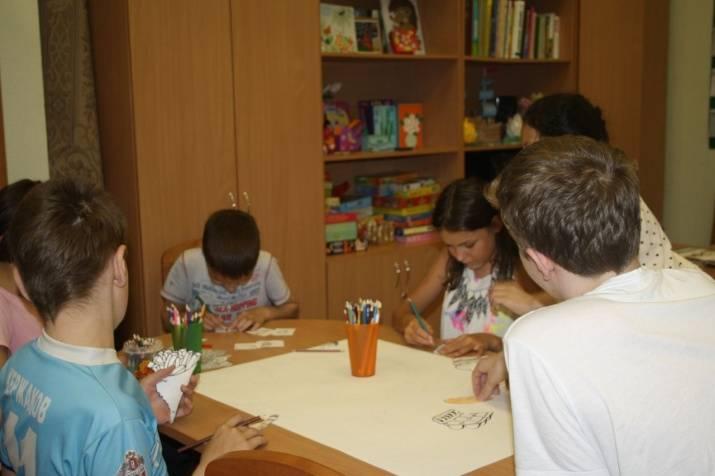В помощь детям-сиротам