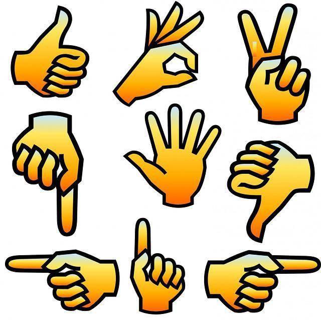 Язык жестов (невербальное общение с аудиторией)