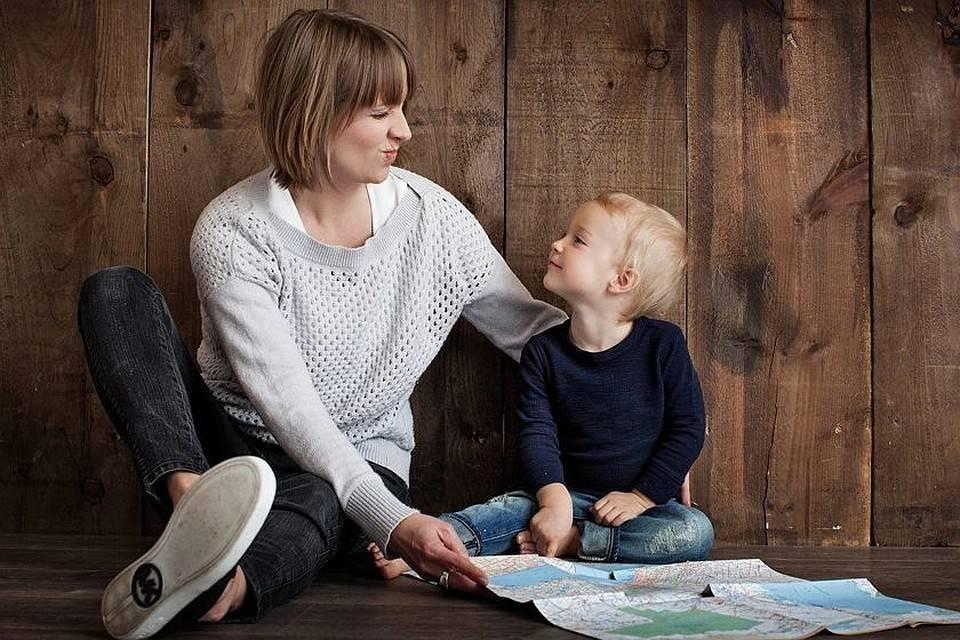 Как вести себя с детьми от 3 до 18