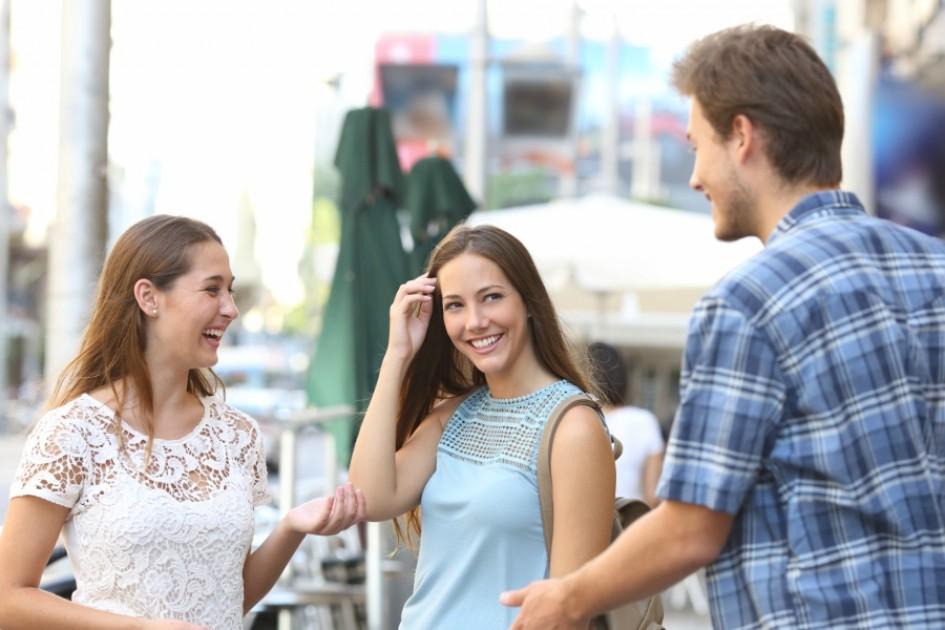 Темы для общения со знакомым парнем
