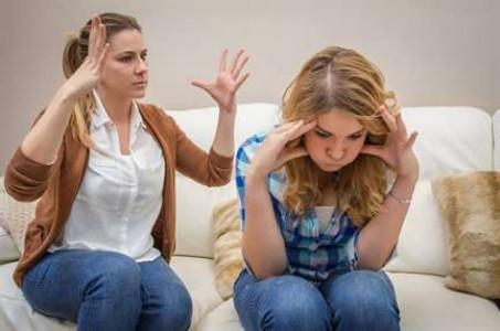 Подростковые проблемы с родителями