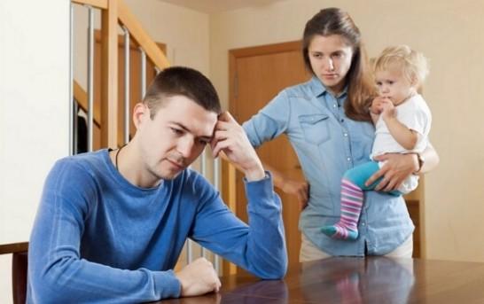 Причины семейных скандалов