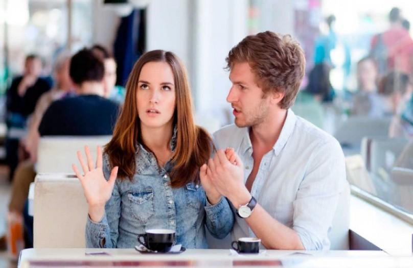 Как красиво отшить парня в общественных местах?
