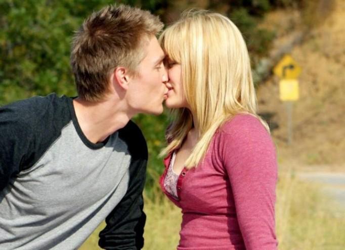 Значение поцелуев по психологии