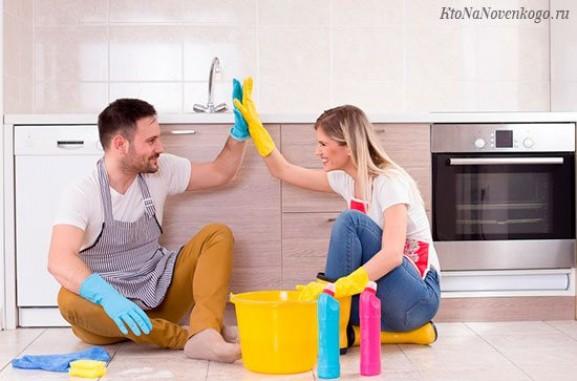 Что нужно делать мужчине по дому, если работают оба