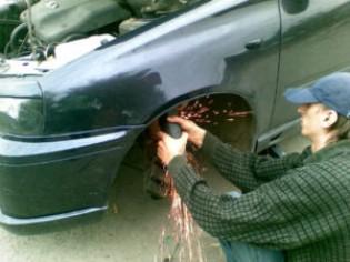 Дешевые способы занижения автомобиля