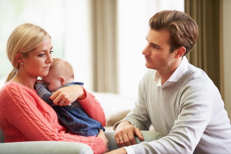 Отказ после рождения ребенка