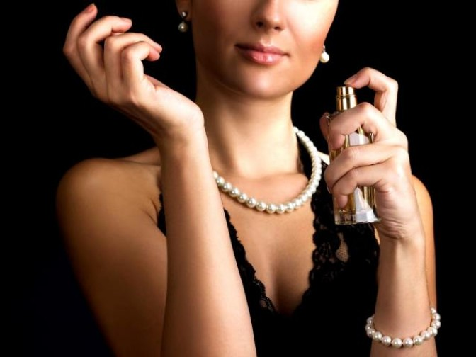 Особенности парфюма для девушки