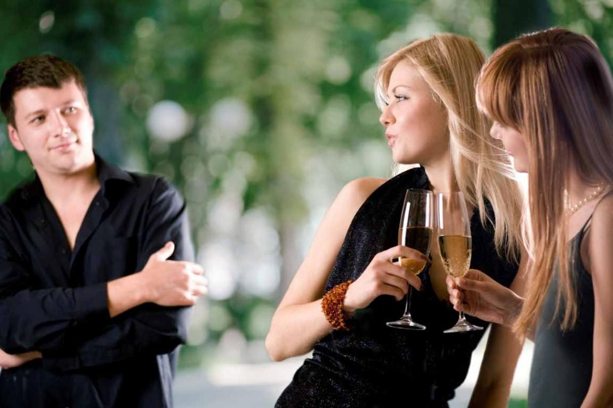 Где и как лучше знакомиться с женщинами