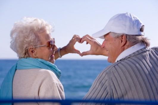 Любовь в браке. Психология любви.