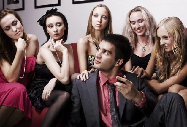 Типы женщин в отношениях с мужчинами