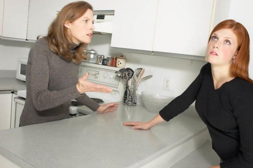 Причины, почему родители часто бывают против отношений девушкис парнем