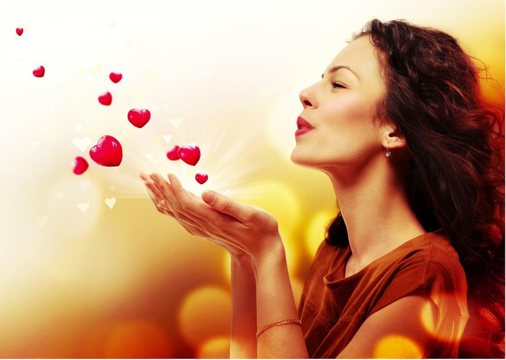 Психология влюбленности женщины