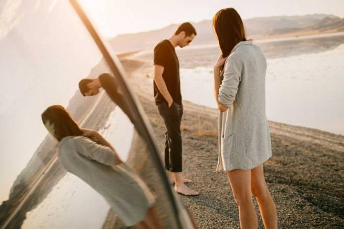 Поведение мужчины при расставании в зависимости от психологического типа