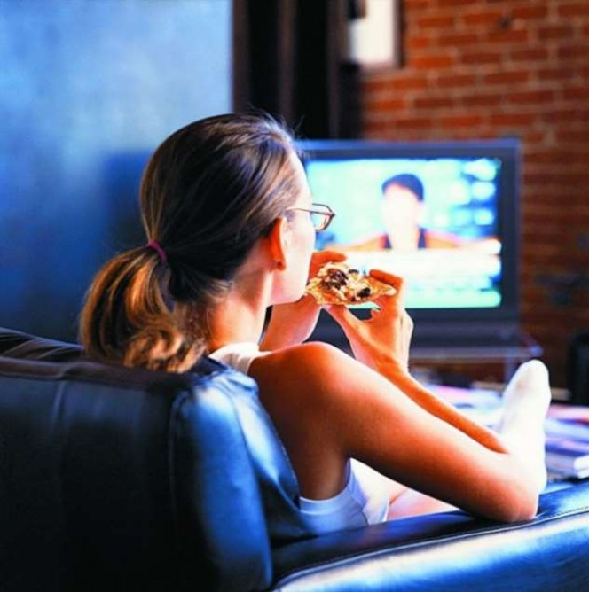 Любовь к сериалам и телешоу