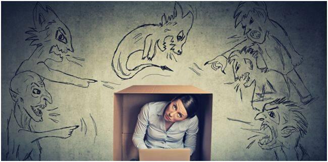 10 малоизвестных фобий, которые вам, вероятно, свойственны :: инфониак