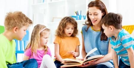 Психология общения с детьми школьного и дошкольного возраста