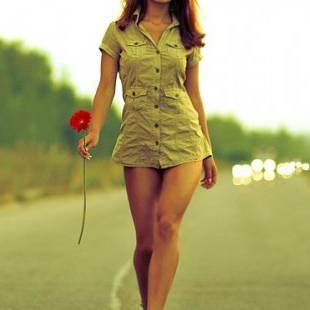 Секреты красивой, женственной походки