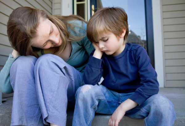 Психологические травмы детства