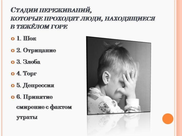 Отрицание (психологическая защита)