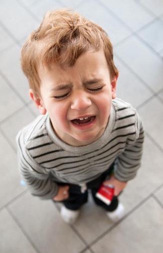 Как бороться с детским «купи»?
