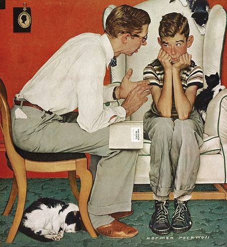 Счастливые люди не увлекаются психологией
