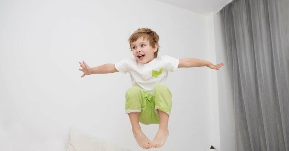 Детская гиперактивность: причины, симптомы и способы коррекции