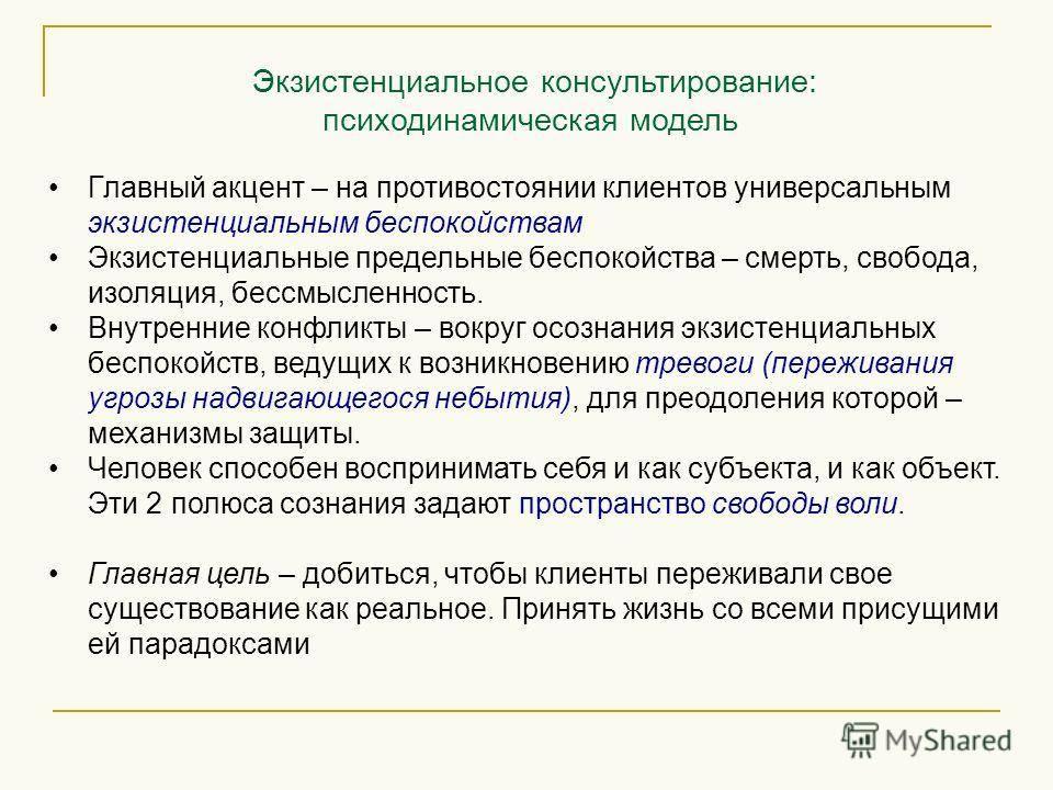 Экзистенциализм и экзистенциальный — что это значит | ktonanovenkogo.ru