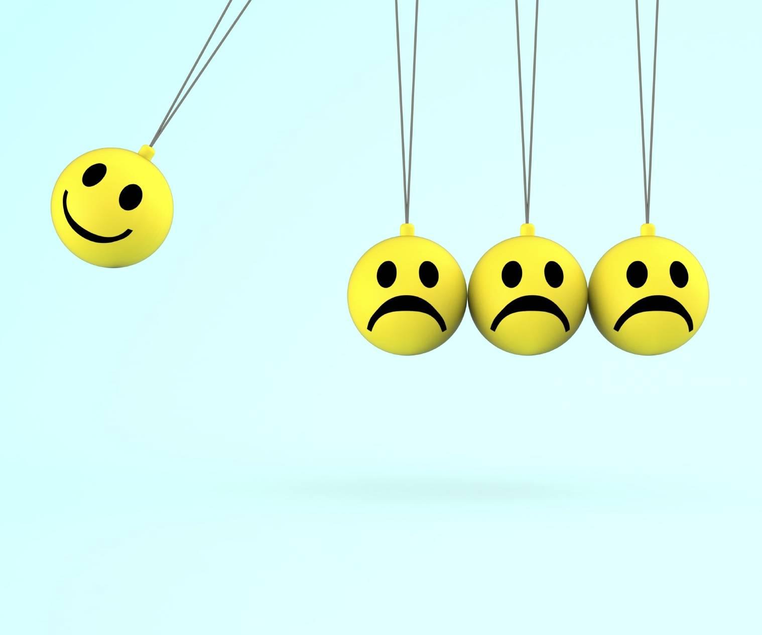 Эмоциональный дисбаланс: как эмоции влияют на наше здоровье