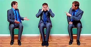 Отрицание (психология) — википедия
