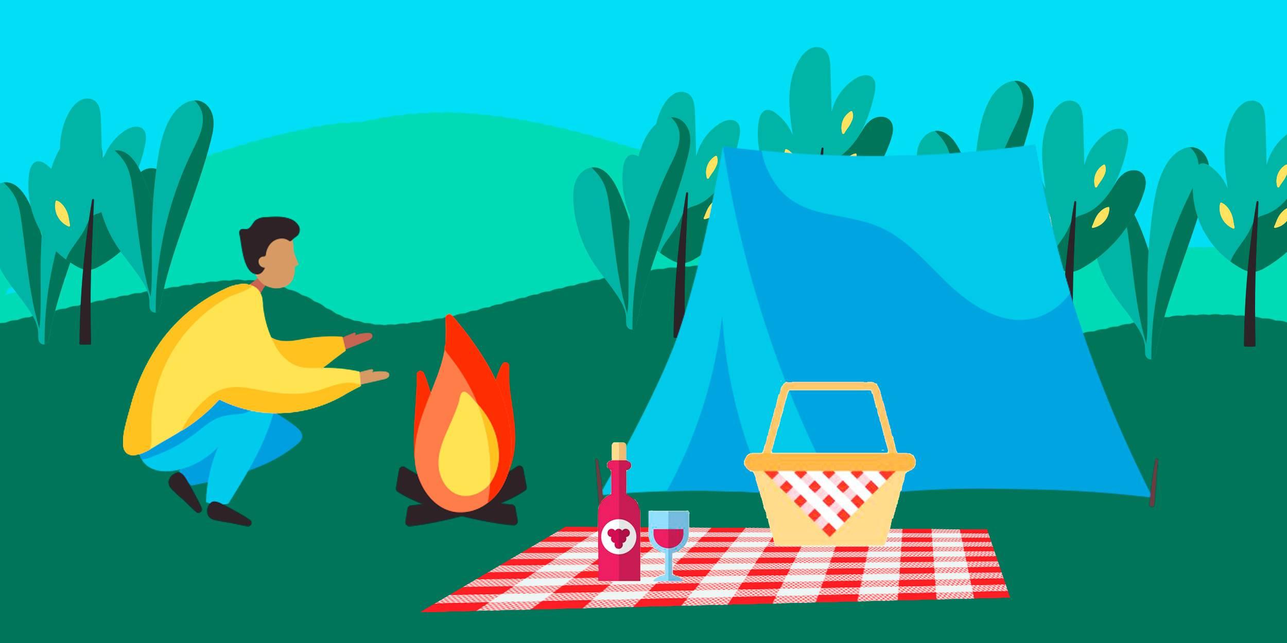 Едем на пикник с детьми - семейный сайт nсuxolog.ru