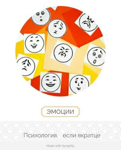 Понятие эмоций человека в психологии: определение эмоциональности кратко