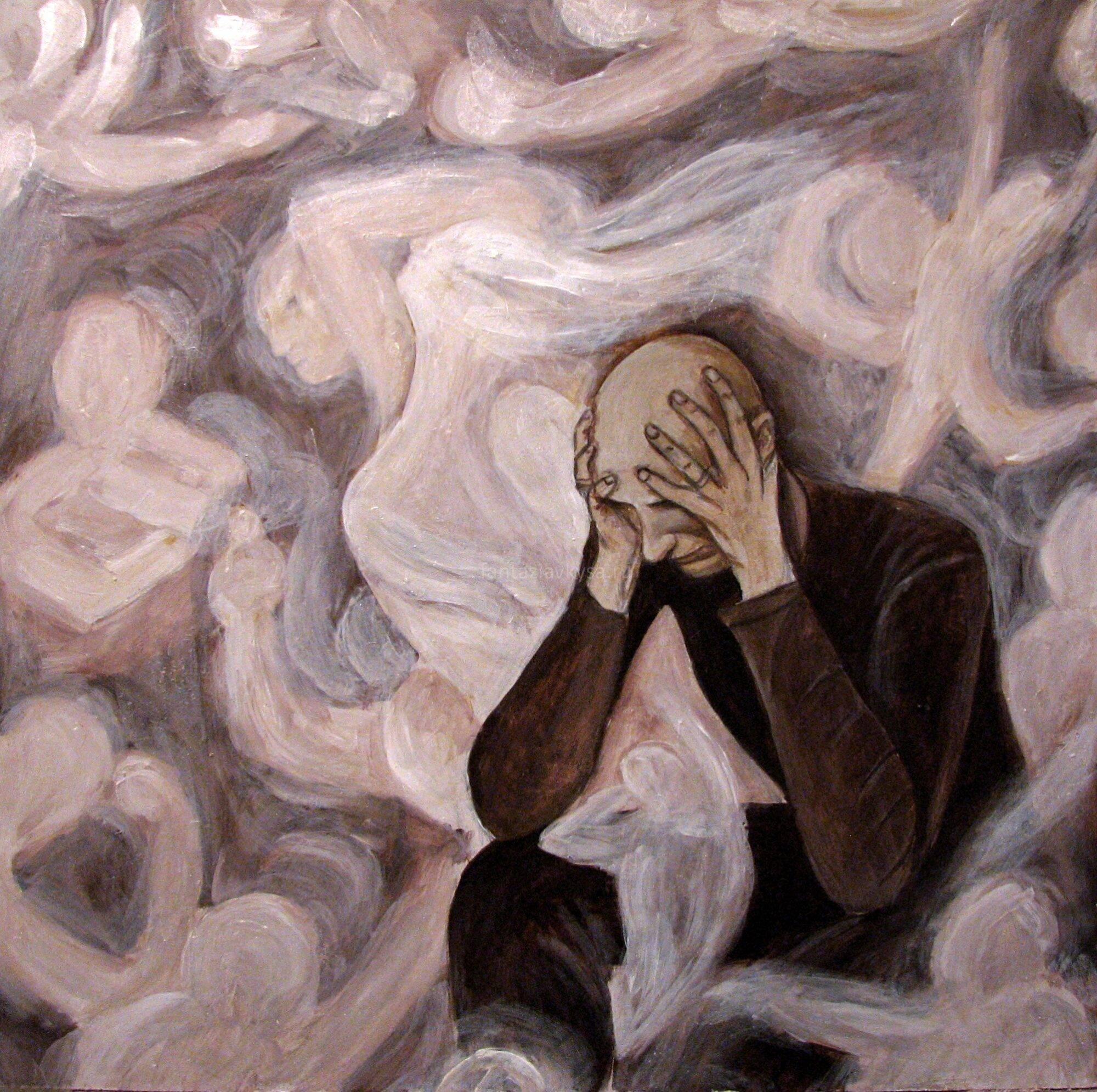 Душевная боль — что это такое, причины, как с ней справиться