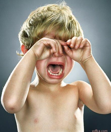 Почему вредно сдерживать слезы?