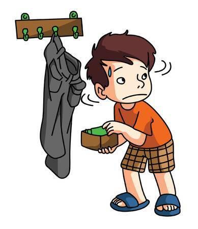 Детское воровство, что делать. разновидности вредной привычки у детей